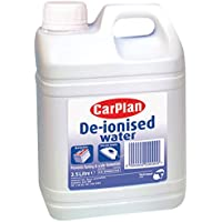 CarPlan DIW250 De-Ionised Water