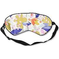 Comfortable Sleep Eyes Masks Colored Printed Sleeping Mask For Travelling, Night Noon Nap, Mediation Or Yoga E1 preisvergleich bei billige-tabletten.eu