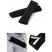 [4 Piezas] EX1 Coche Cinturón de Seguridad Hombro Cojín Protector Comodidad Seguridad