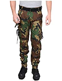 Krystle Army / Military Tactical Camo Cargo Pant