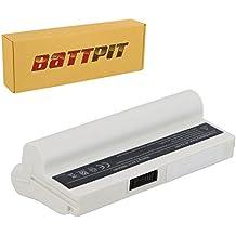Battpit Batteria per notebook Asus Eee PC 901 20G Eee PC 901 20G - Pearl White Eee PC 901 Series Eee PC 901-1B Eee PC 901 20G - Fine Ebony (7.4V 8800mAh / 65Wh) [1 anno di garanzia]