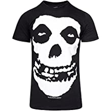 Misfits Herren Band T-Shirt - Skull