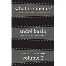 What Is Cinema?: Volume II: v. 2