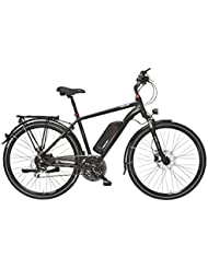 FISCHER E-Bike TREKKING Herren ETH 1722, Hinterradmotor 48 V/557 Wh, Shimano 24-Gang-Schaltung