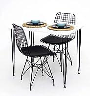 Hannah 2 Seater Dining Set