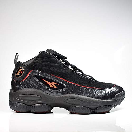 REEBOK Iverson Legacy Black/White/Red/Brass - Número - 44