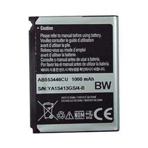 Samsung Batterie Li-Ion pour Téléphone Portable F480 Player Style