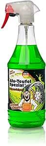 TUGA CHEME Alu-Teufel Spezial Felgenreiniger, 1000 ml Sprühflasche