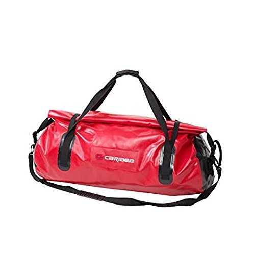 CARIBEE EXPEDITION WET ROLL BAG 120L (RED)