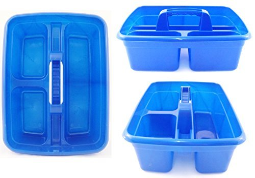 blue-plastic-cleaning-caddy-cleaners-carry-all-basket-tote-tray