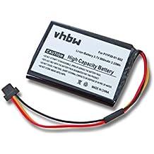 BATERÍA LI-ION 900mAh compatible con TomTom ONE IQ, V5, 4EK0.001.01 sustituye la batería 6027A0089521