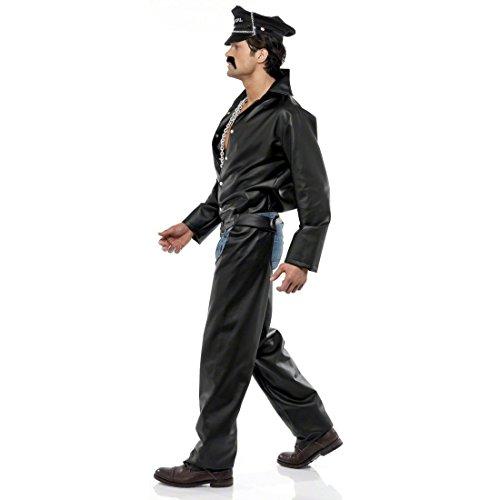 Imagen de disfraz de rockero traje carnaval ymca alternativa