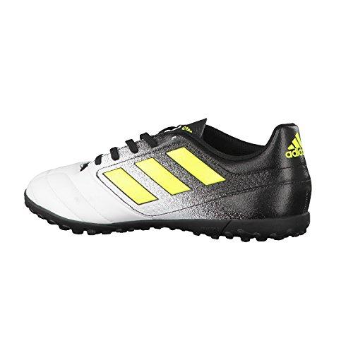 adidas Herren Ace 17.4 Tf Fußballschuhe Weiß (Footwear White/solar Yellow/core Black)