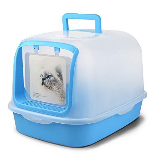 Wcx Bandeja Gatos Plegable Lavabo Mascotas Completamente