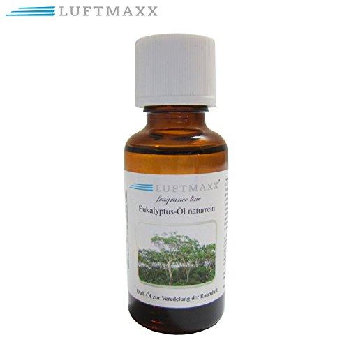 LUFTMAXX Duftöl Eukalyptus 30 ml für Staubsauger mit Wasserfilter Wasserstaubsauger und Lufterfirscher