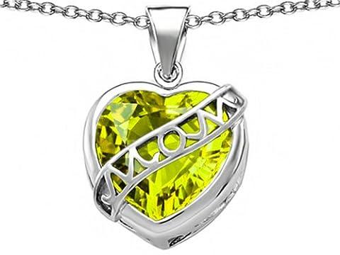 Kstar Argent 925 Argent sterling heart-shape N/A