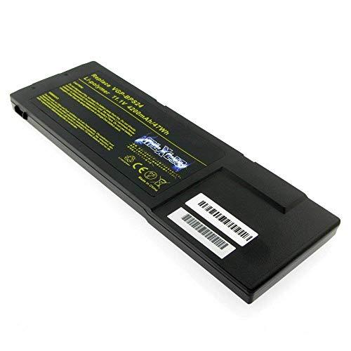 Mtxtec Batterie Rechargeable, Lion, 11.1V, 4200mAh, Noir, pour Sony Vaio VPC-SB1S1E S/S