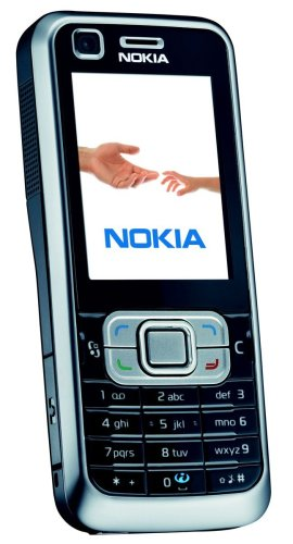 Nokia 6120 classic black (UMTS, MP3, Kamera mit 2 MP) UMTS Handy
