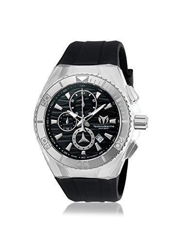 technomarine-mens-cruise-black-silicone-band-steel-case-quartz-analog-watch-tm-115054
