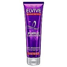 Elvive colore proteggere anti-brassiness viola