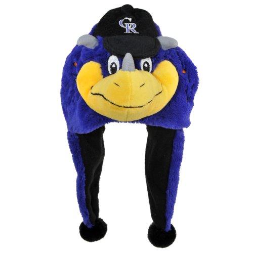 MLB Herren Thematische Maskottchen baumeln Hat, Herren, Colorado Rockies, No Size ()