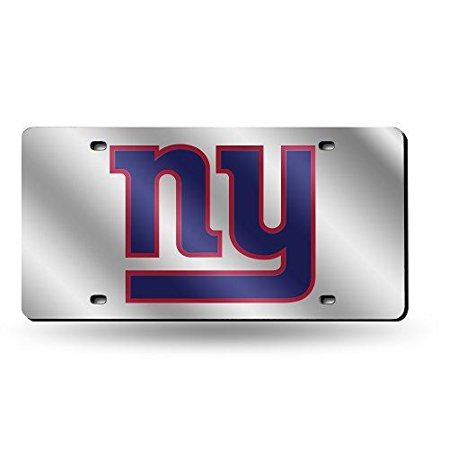 NFL Laser geschnitten Auto Tag, unisex, New York Giants