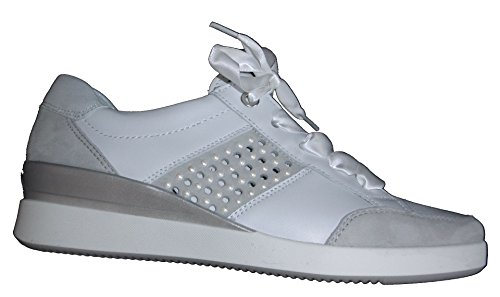 Ara 12-33345 Lazio-st Femme Blanc Sneaker
