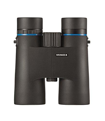MINOX Blu 8x42 Fernglas – Lichtstarkes Fernglas bis in die Dämmerung – Inkl....