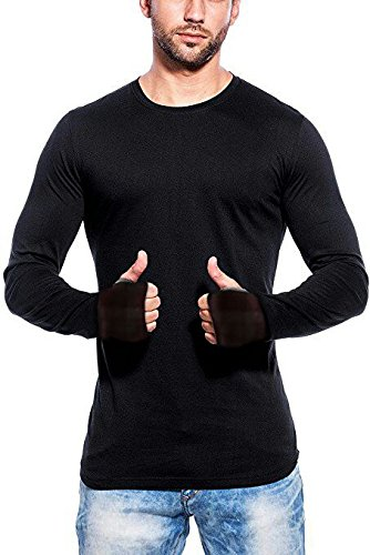 Men\'s Round Neck Cotton Men\'s T-shirts WITHOUT GLOVES Mens t shirt by Fashion Gallery | mens, shirts, t shirt | 100% Combed Cotton Fabric , 190 GSM , Regular Fit