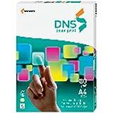 DNS 225070 - Pack de 500 hojas de papel impresión láser, A3, 90 gr
