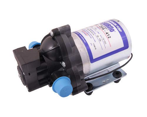 Shurflo Caravan Marine Water Pump 7 l/min 20 psi 12 V by