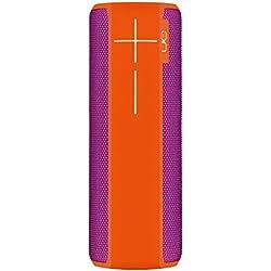 Ultimate Ears BOOM 2 Lite Enceinte sans fil/Enceinte Bluetooth (Imperméable et Antichoc) - Violet/Orange