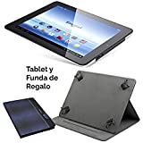Engel Axil TB0820HD Noir 8 Go-Gris-Tablette (Minitableta Ardoise Android Noir Gris Li-Polymer 802,11b 802,11 G 802,11n)