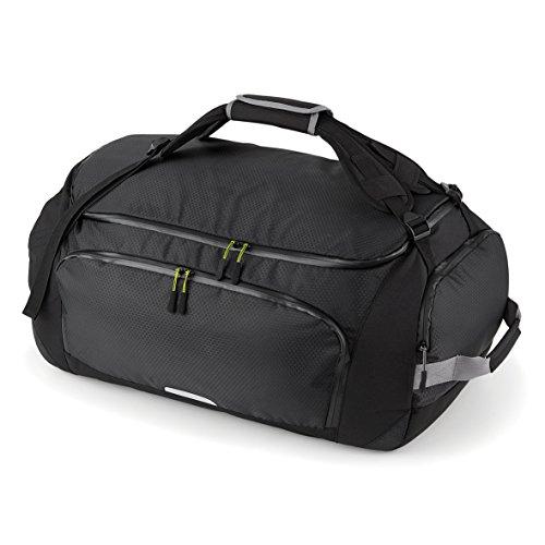 Quadra SLX 60 Litre Haul Bag Black