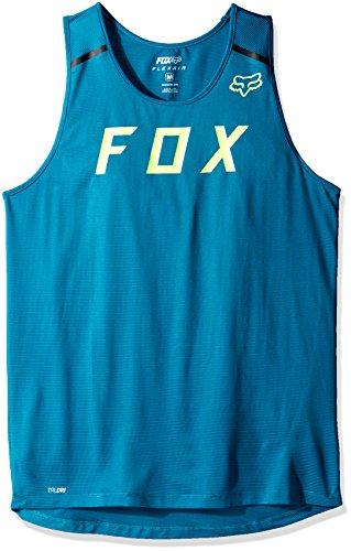 Fox Muskelshirt Flexair Moth Maui Blue Blau