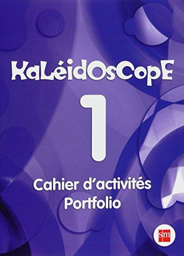 Kaleidoscope 1. Cahier d activités. Portfolio - 9788467535525 por Equipo de Idiomas de Ediciones SM