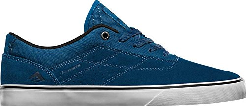Emerica - The Herman G6 Vulc, Scarpe da skateboard da uomo Blue/Black/White