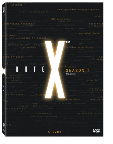 Akte X - Season 7 Collection (6 DVDs)