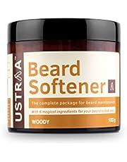Ustraa Beard Softener for Beard Care, 100g