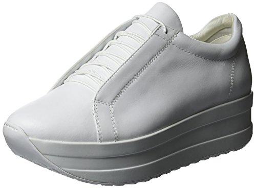 VagabondCasey Sister - Scarpe da Ginnastica Basse Donna , bianco (bianco), 37 EU