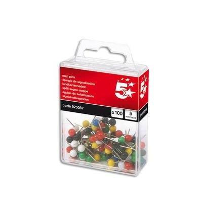 agujas-cabeza-redonda-colores-caja-100-unidades