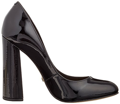Buffalo London - Zs 6110-15 Patent Leather, Scarpe col tacco Donna Nero (nero (black 01))