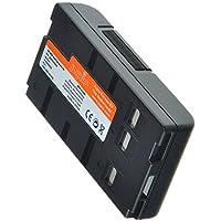 Jupio VJV0002 Batterie pour Caméscope Compatible JVC BN-V12U