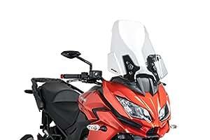 Bulle touring Puig Kawasaki VERSYS 1000 2012-2014 , VERSYS 1000 2015 , VERSYS 650 2015 transparent Pare brise