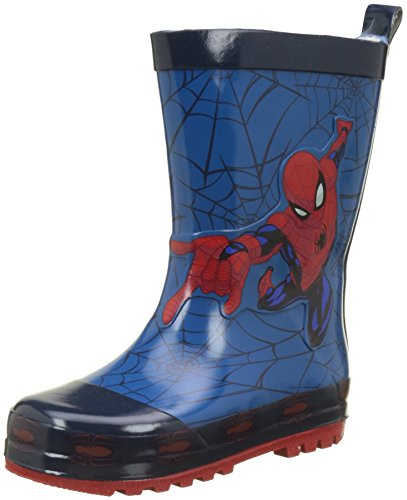Spiderman Boys' S Rainboots Wellington Boots