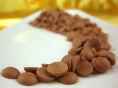 Callebaut Callets Vollmilch 1 kg Schokolade Zum Schmelzen