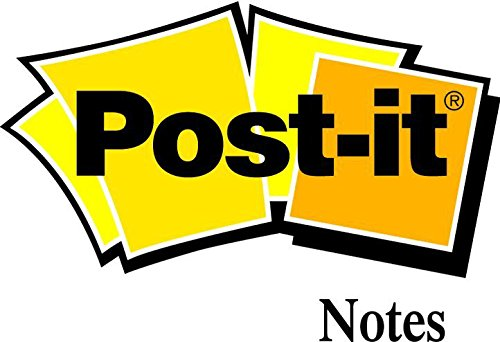 Post-It 6720-YG Nota Sticky Notes, 76 x 63.5 mm, 75 hojas, 32 x 2 Block, Flo Verde / - AMARILLO