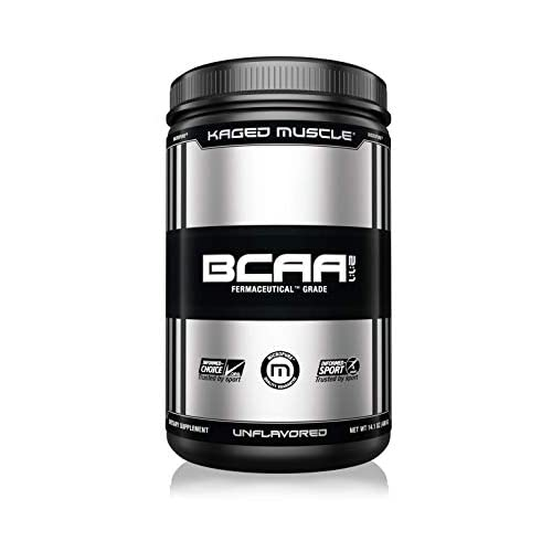 412 aODgV4L. SS500  - Kaged Muscle BCAA Powder, Unflavored, 400 Gram