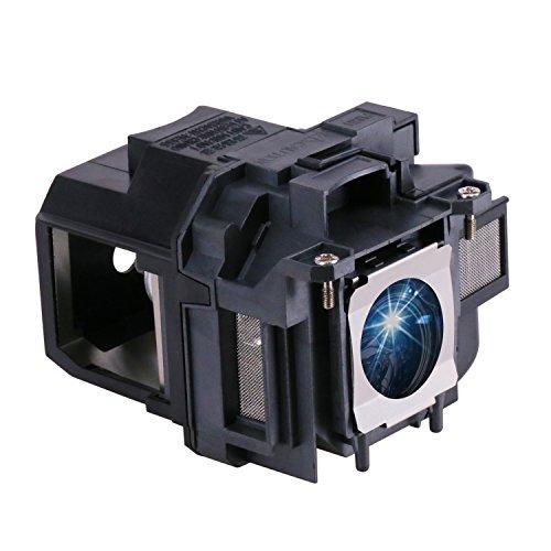 Loutoc V13h010l88 Lampe für Epson Elplp88 EB-S04 EH-TW5300 EH-TW5210 EB-S31 EH-TW5350 EB-X31 Projektor-Lampen-Birnen-Ersatz, mit Gehäuse