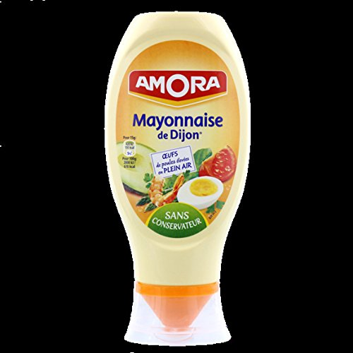 Mayonnaise à la moutarde de Dijon - ( Prix Unitaire ) - Envoi Rapide Et Soignée